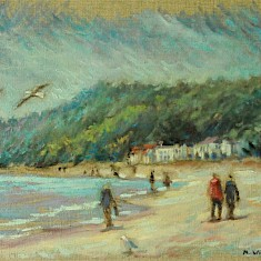 Pleinair in Rügen-Binz