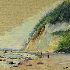 Pleinair in Rügen